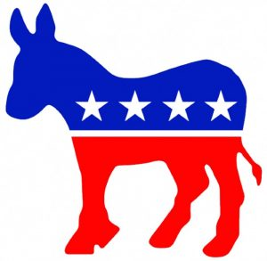 Symbol of the Democratic party